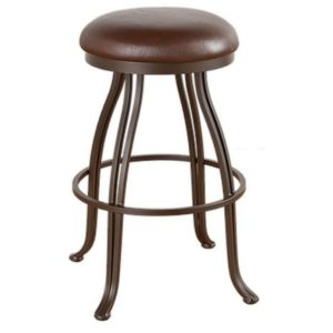 Ventura Swivel Barstool (Backless) by Callee