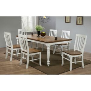 Pacifica 7-Piece Dining Set by Winners Only