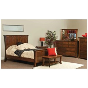 Chandler Bedroom Collection by Amish Crafted by Noah Bontrager