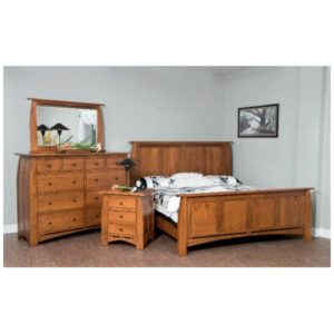 Hayworth Bedroom Collection by Amish Crafted by Noah Bontrager