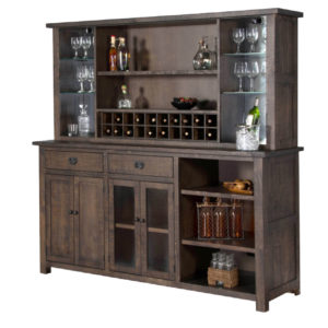 Homestead Back Bar by Sunny Designs