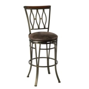 Margo Swivel Barstool by Monterey