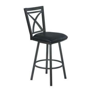 Nova Swivel Barstool by Lee Jay