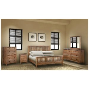 Bennington Bedroom Collection by Amish Crafted by Noah Bontrager