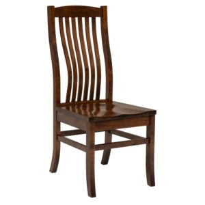 Ellington Side Chair by Amish Crafted by Noah Bontrager