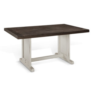 Carriage House Dining Table by Sunny Designs