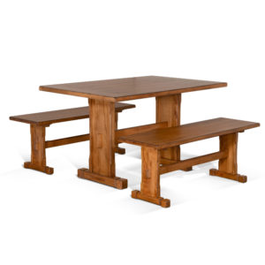 Sedona Table & 2 Benches by Sunny Designs