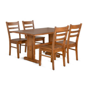 Sedona Table & 4 Chairs by Sunny Designs
