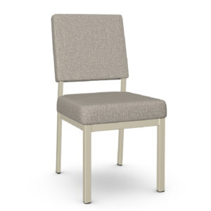 Mathilde Chair Upholstered Seat and Backrest by Amisco