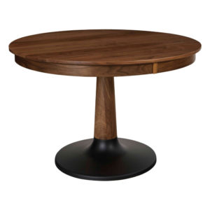 Bowie Single Pedestal Table by Amish Crafted by Noah Bontrager