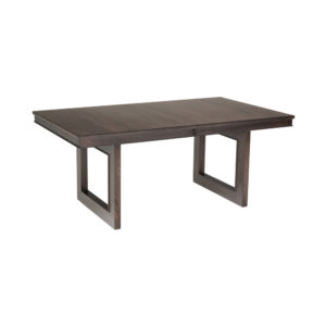 Kalispel Trestle Table by Amish Crafted by Noah Bontrager