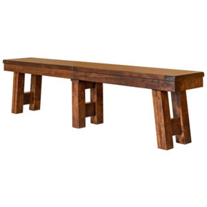 Heflin Bench by Amish Crafted by Noah Bontrager