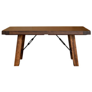 Heflin Trestle Table by Amish Crafted by Noah Bontrager