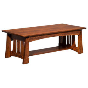 Highland Coffee Table by Amish Crafted by Noah Bontrager