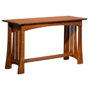 Highland Sofa Table by Amish Crafted by Noah Bontrager