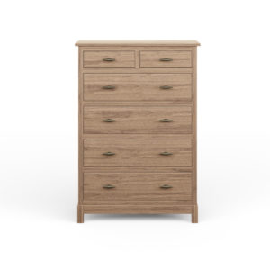 Platte River Chest, 6 drawer by Amish Crafted by Noah Bontrager