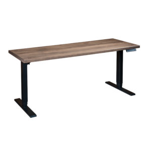 """Simplicity Adjustable 60"""" Desk by Amish Crafted by Noah Bontrager"""