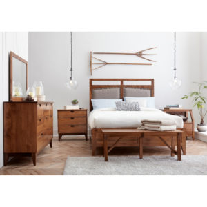 Simplicity Bedroom Collection by Amish Crafted by Noah Bontrager
