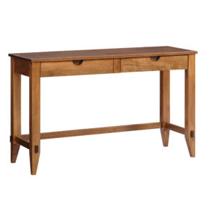 Simplicity Desk w/ 2 Drawers by Amish Crafted by Noah Bontrager
