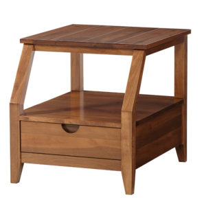 Simplicity End Table by Amish Crafted by Noah Bontrager