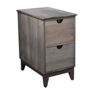 Simplicity File Cabinet, 2 Drawer by Amish Crafted by Noah Bontrager
