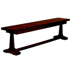 Vienna Bench by Amish Crafted by Noah Bontrager