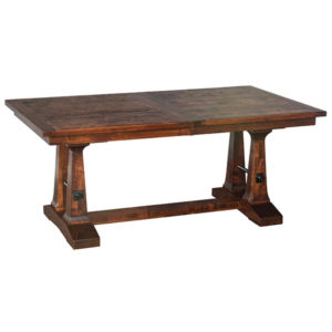 Vienna Trestle Table by Amish Crafted by Noah Bontrager